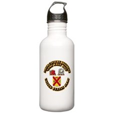 COA - 108th Cavalry Regiment Water Bottle