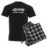 74th Birthday Classic Car Pajamas