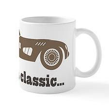 77th Birthday Classic Car Mug