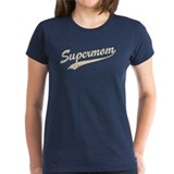 Vintage Super Mom  T