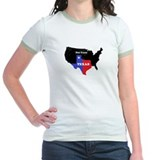 Texas Not Texas T-Shirt
