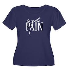 Princess Bride Pain Women's Plus Size T-Shirt