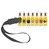PH3 beer banner Luggage Tag