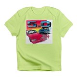 Funny Mustang 5.0 Infant T-Shirt