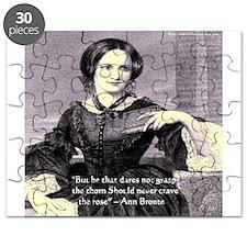 Anne Bronte Puzzle