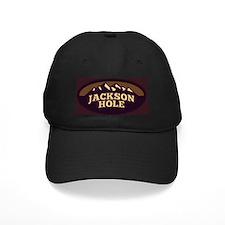 Jackson Hole Sepia Baseball Hat