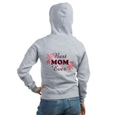 Best Mom Ever fl 1.2 Zip Hoodie