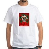 Season's Greetings St. Bernar Shirt