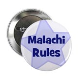 "Malachi Rules 2.25"" Button (10 pack)"