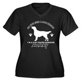 Flat-Coated Retriever dog breed designs Women's Pl