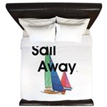 TOP Sail Away King Duvet
