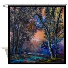 Beautiful Fall Colors Shower Curtain