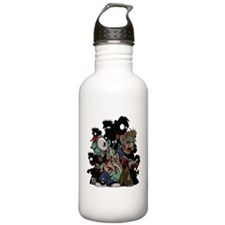 Zombies Attack! Water Bottle
