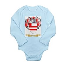 Boyce Long Sleeve Infant Bodysuit