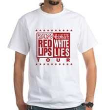 Red Lips White Lies Shirt