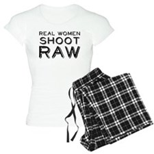 Real Women Shoot RAW Pajamas