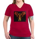 MS Butterfly Dark T-Shirt