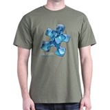 PuzzlesPuzzle (Blue) T-Shirt