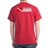 Certified Diver T-Shirt