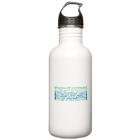 # 1 Teacher Water Bottle