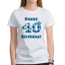 Happy 40th Birthday! T-Shirt