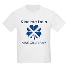MacGillivray Family Kids T-Shirt