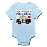 My Daddy's A Police Officer Onesie