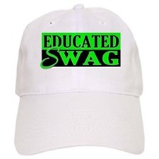 Educated Swag Baseball Baseball Cap