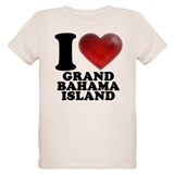 I Heart Grand Bahama Island T-Shirt