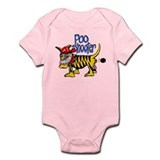 Unique Poo Infant Bodysuit