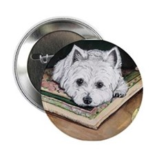 "Please Play Westie 2.25"" Button (10 pack)"