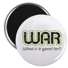 WAR, What is It Good For? Magnet