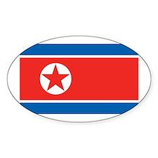 North Korea Decal