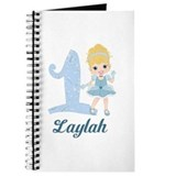 Princess 1st Birthday PERSONALIZED Journal