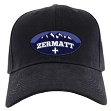 Zermatt Midnight Baseball Hat