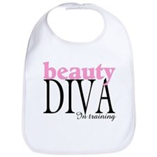 Beauty Diva In Training Bib