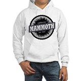 Mammoth Mountain Ski Resort California Black Hoodi