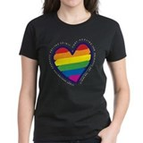 RAINBOW-LOVE-BACK.png T-Shirt