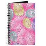 Pink Paisley Gift Journal
