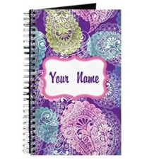 Cool Personalize Journal