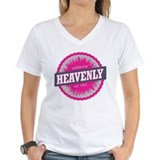 Heavenly Mountain Ski Resort California Pink T-Shi