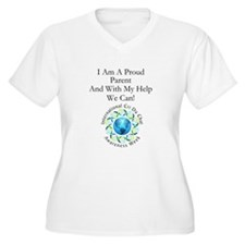 Editable We Can Plus Size T-Shirt