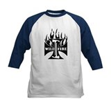 WildFire Iron Cross Pulaski Baseball Jersey