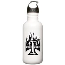 WildFire Iron Cross Pulaski Water Bottle
