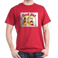 God Jul Family T-Shirt