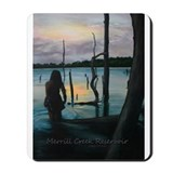 Merrill Creek Reservoir Mousepad