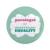 "Paralegal for Equality 3.5"" Button (100 pack)"