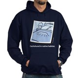 dachs_native_whiteletters.png Hoodie