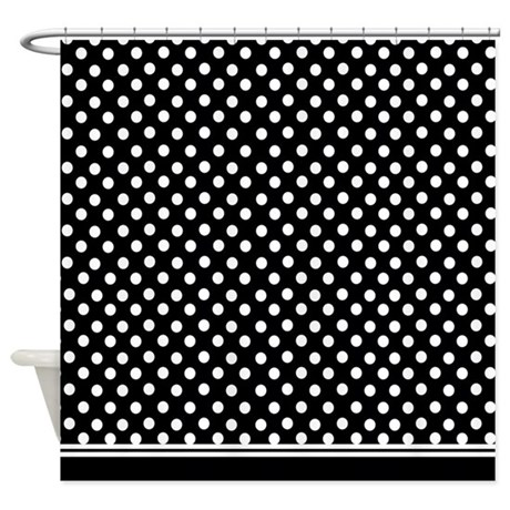 Black And White Plaid Curtains Black and White Polka Dot Tie