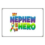 My Nephew Is My Hero Banner
